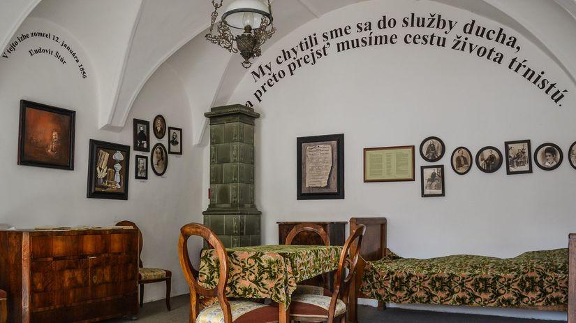 izba Ľudovíta Štúra