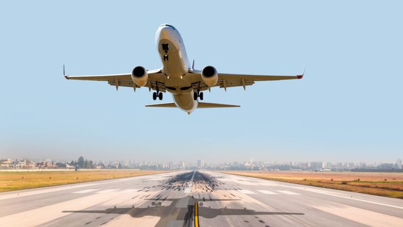lietadlo, letisko, pristávacia dráha