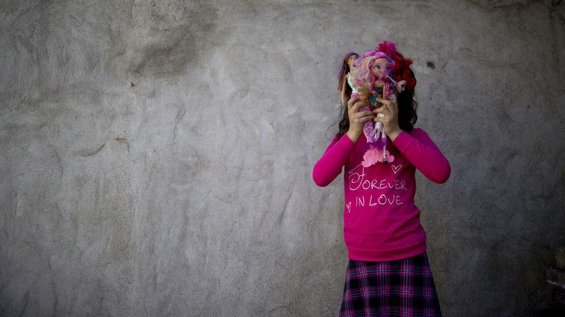 Argentína, dievčatko, bábiky, dieťa, dievča,...