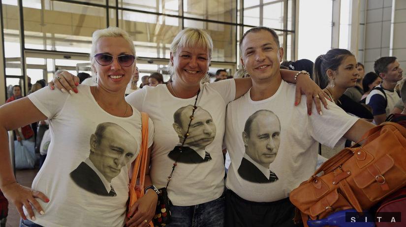 egypt, letisko, ruskí turisti, šarm aš-šajk,