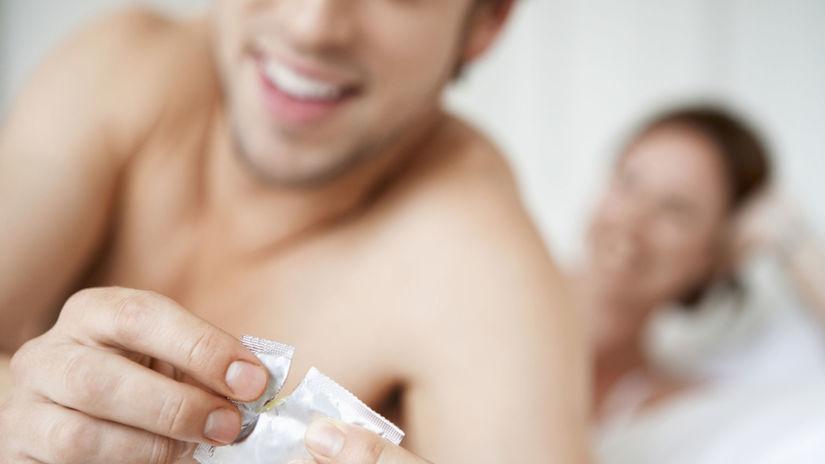 bezpečný sex, kondóm, intimity