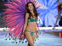 Brazílska topmodelka Alessandra Ambrosio.