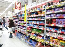 kaufland, čokoláda, nákup, obchod, sladkosti