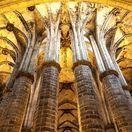 Bazilika Santa Maria del Mar, Barcelona, Španielsko