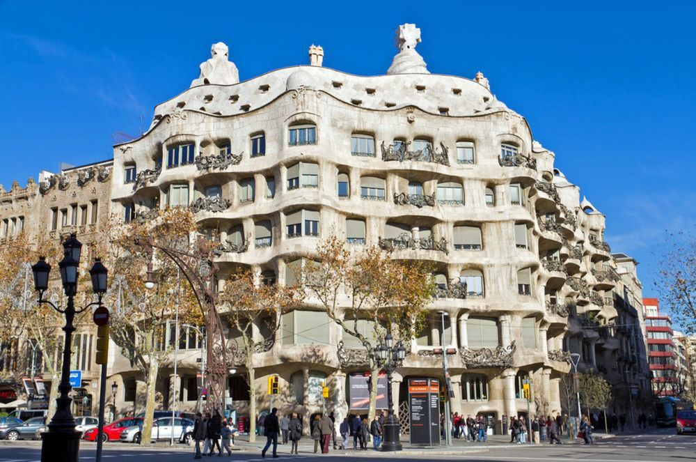 La Pedrera, Barcelona, Španielsko