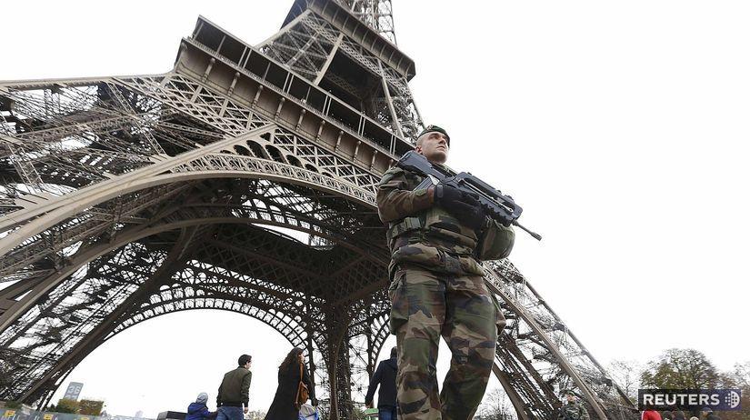 Paríž, Eiffelovka