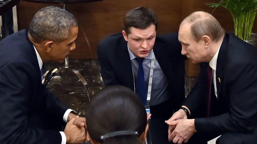 Turecko, G20, Obama, Putin