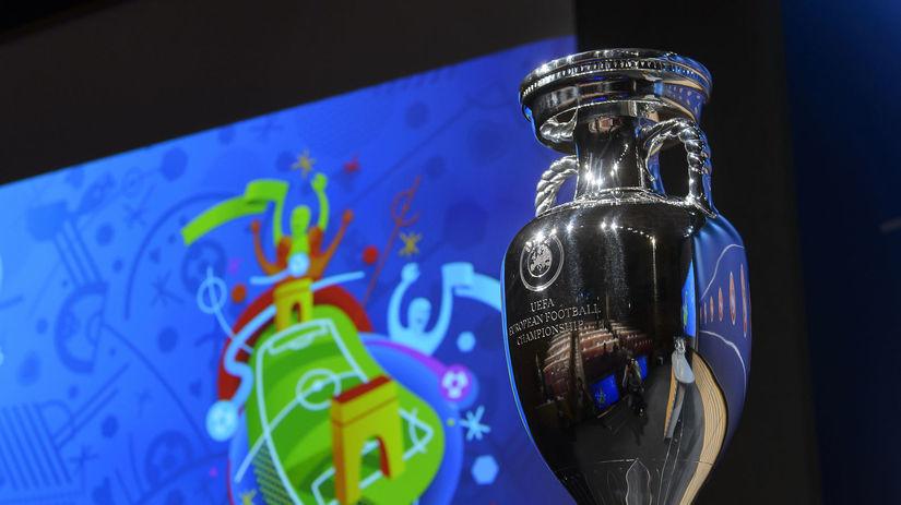 uefa euro, trofej, majstrovstvá európy,...