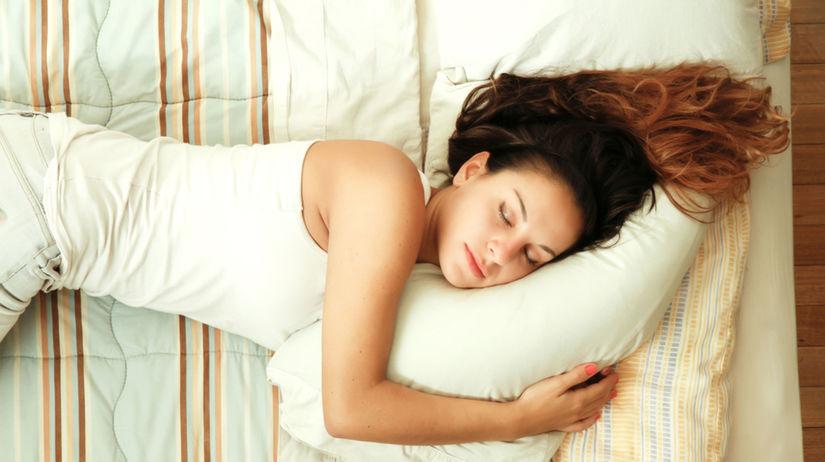 Spánok si môžete uľahčiť a zintenzívniť.