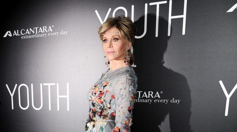 "LA Premiere of ""Youth"" - Jane Fonda"