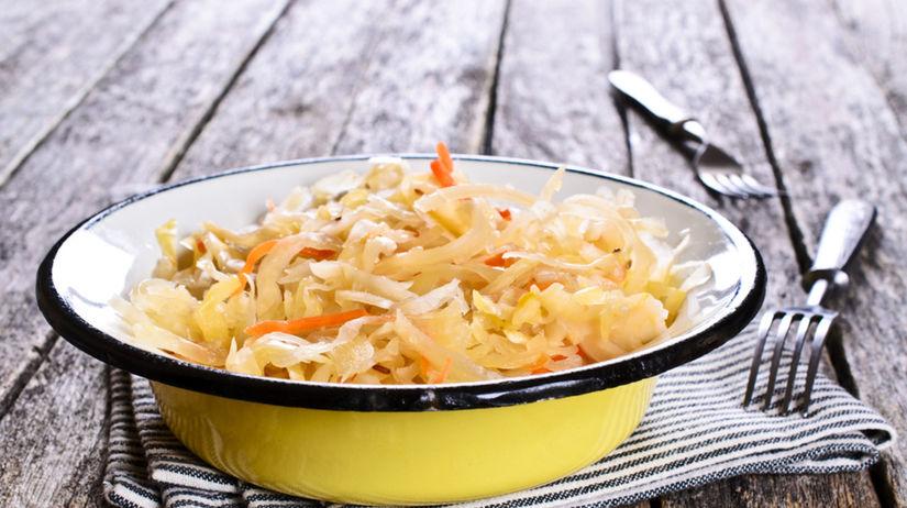 Kyslá kapusta je jedným z najzdravších pokrmov...