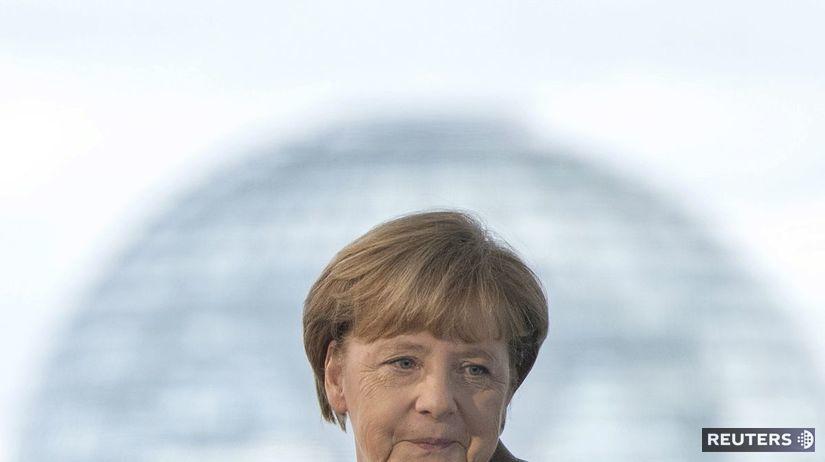 Merkelová, Nemecko