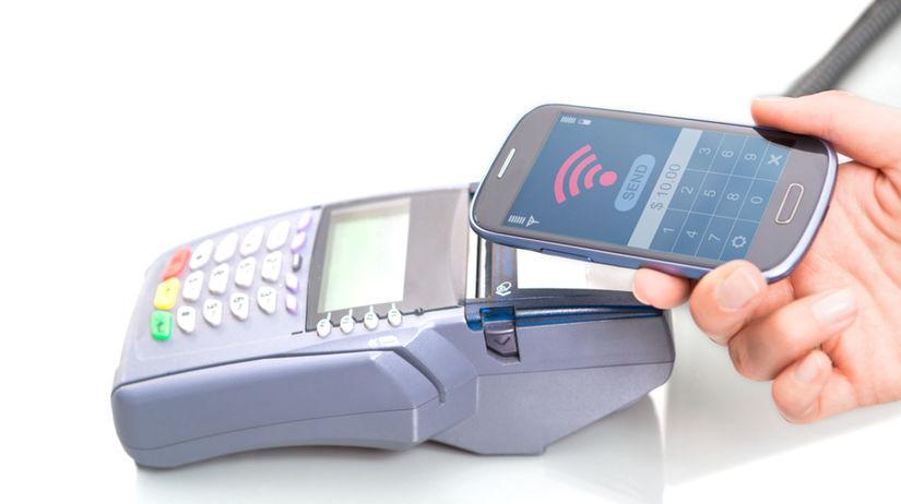mobilné platby, nfc, platba, smartfón, mobil,...