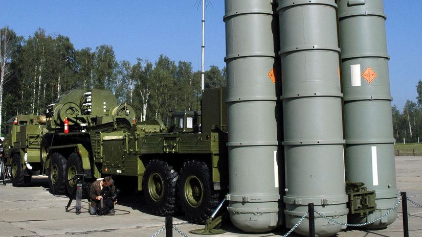 Rusko, raketový systém S-400