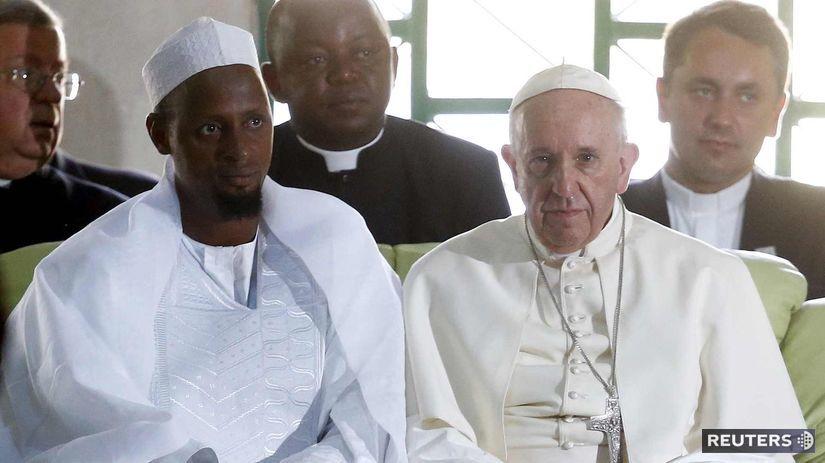 POPE-AFRICA/