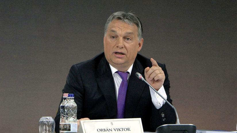 Maďarsko, Orbán,