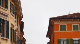 Verona, Taliansko, domy, mesto, budovy,