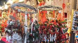 Verona, Taliansko, vianočné trhy