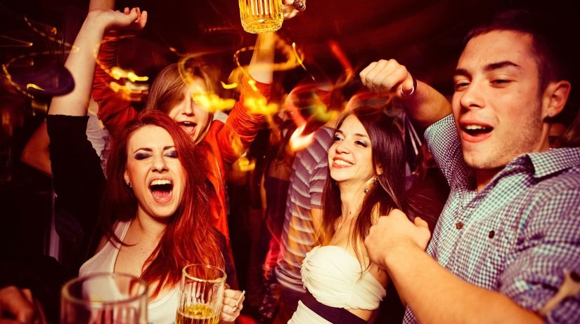 alkohol, opica, zábava, party, oslava,...