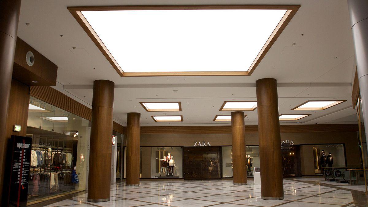 Jedinečné svetelné polia v obnovenom Auparku - Obchod a podnikanie -  Komerčné správy - Pravda.sk f8648c048e9