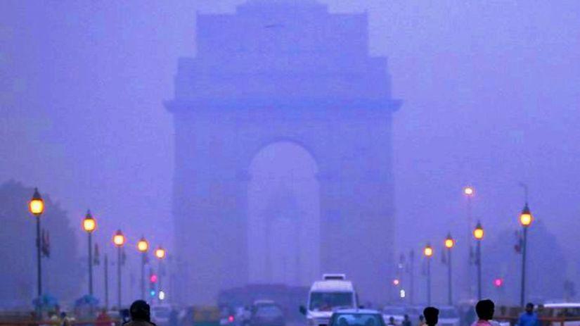 India - smog