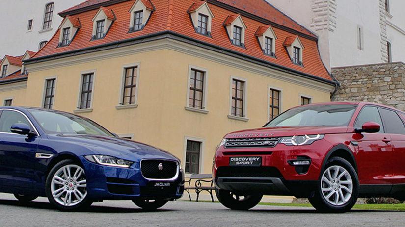 Jaguar, auto, Bratislava