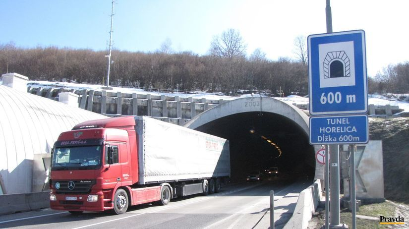 Tunel Horelica, Čadca
