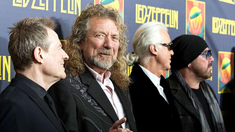 Led Zeppelin Celebration Day Premiere