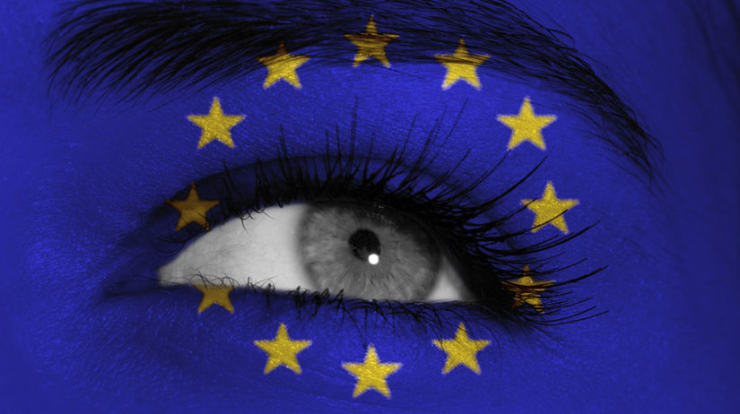 EÚ, európska únia, oko, mihalnice, európa,...