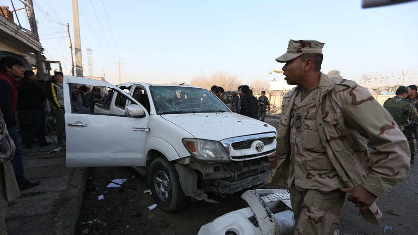 Afganistan, Kábul, Taliban, útok