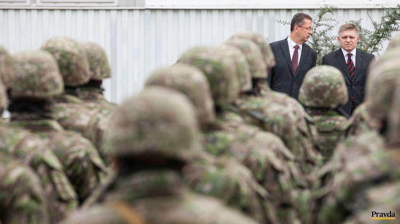 mo sr vojsko vojak odchod glvac fico
