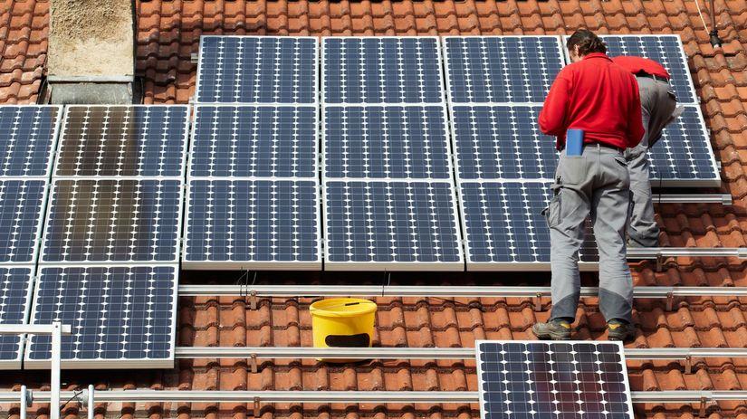 solarny panel, slnecna energia