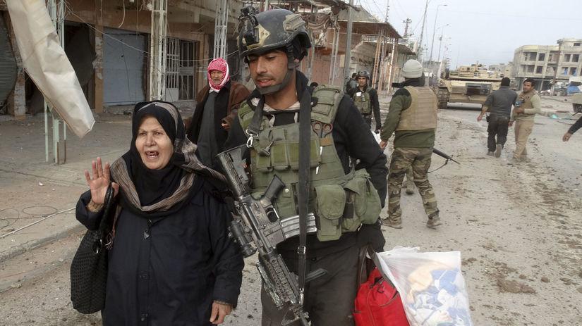vojak, Irak, Ramádí
