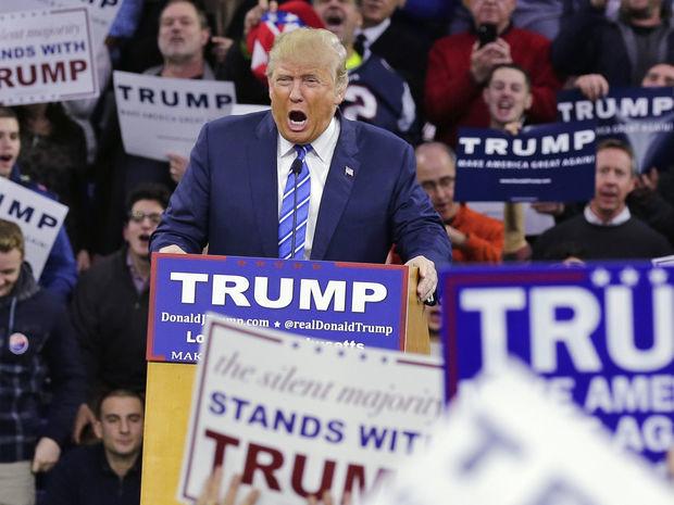 Trump, USA