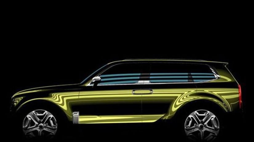 Kia Concept - Detroit 2016