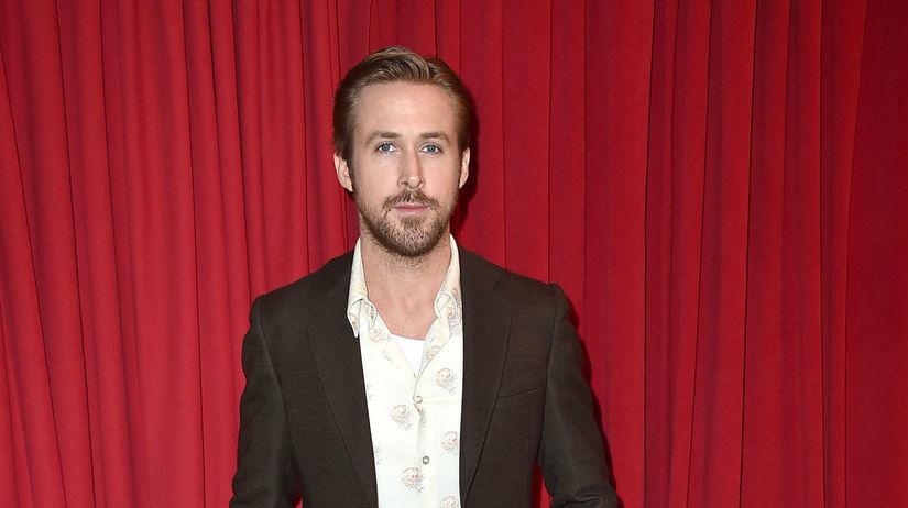 Herec Ryan Gosling.