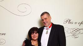 Diplomat Ján Kubiš s manželkou Zuzanou.