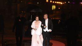 Monika Hilmerová a jej manžel Jaro Bekr