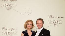Na akcii nechýbala ani Silvia Hroncová s partnerom.
