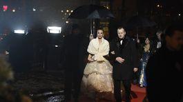 Na podujatí už tradične nechýbal ani Boris Kollár s partnerkou Andreou Heringhovou.