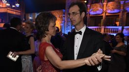 Pediatrička Ingrid Brucknerová s manželom.