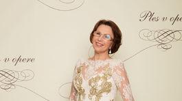 Profesorka operného spevu Eva Blahová.