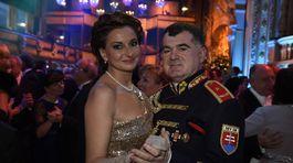Reportérka Danica Kleinová si užila tanečný večer.