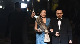 Speváčka Katarína Hasprová s partnerom Ivanom Vojtekom ml.
