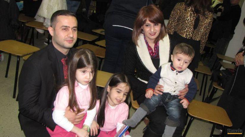 asýrski kresťania, Humenné