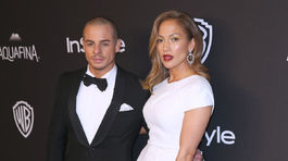 Casper Smart a Jennifer Lopez