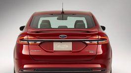 Ford Fusion V6 Sport - 2016