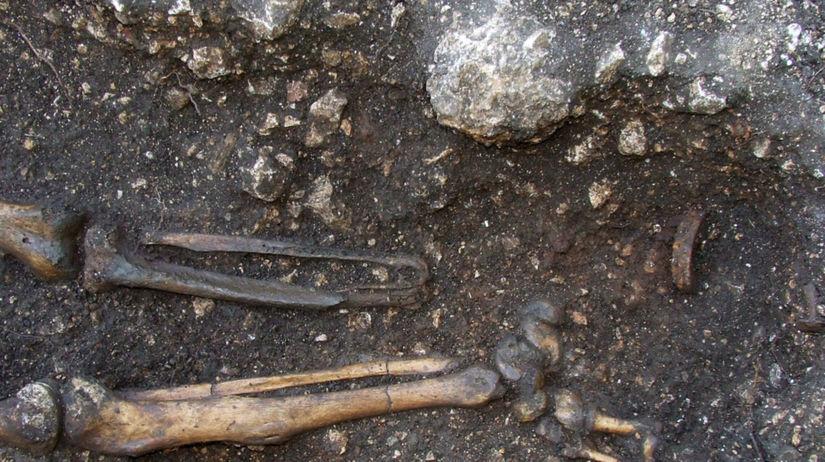 Austrian Skeleton2 Austrian Archeological...