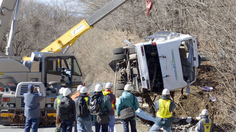 Japan Fatal Bus Crash