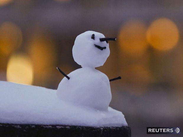 snehuliak, zima, sneh, Nemecko,